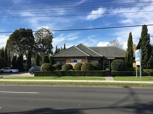 EK Dental Surgery | External Building - Dentist Glen Waverley