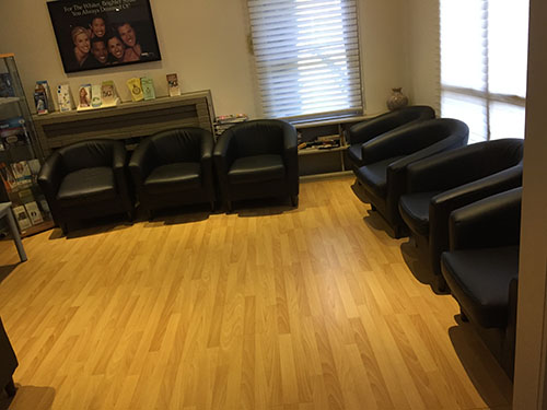 EK Dental Surgery | Waiting Room Area - Dentist Glen Waverley