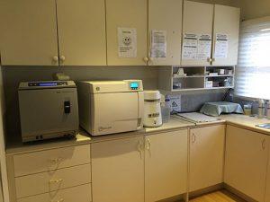 EK Dental Surgery | Equipment Room - Dentist Glen Waverley