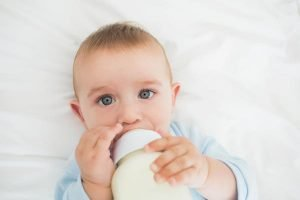 Is Your Child Safe from Baby Bottle Decay | Dentist Glen Waverley