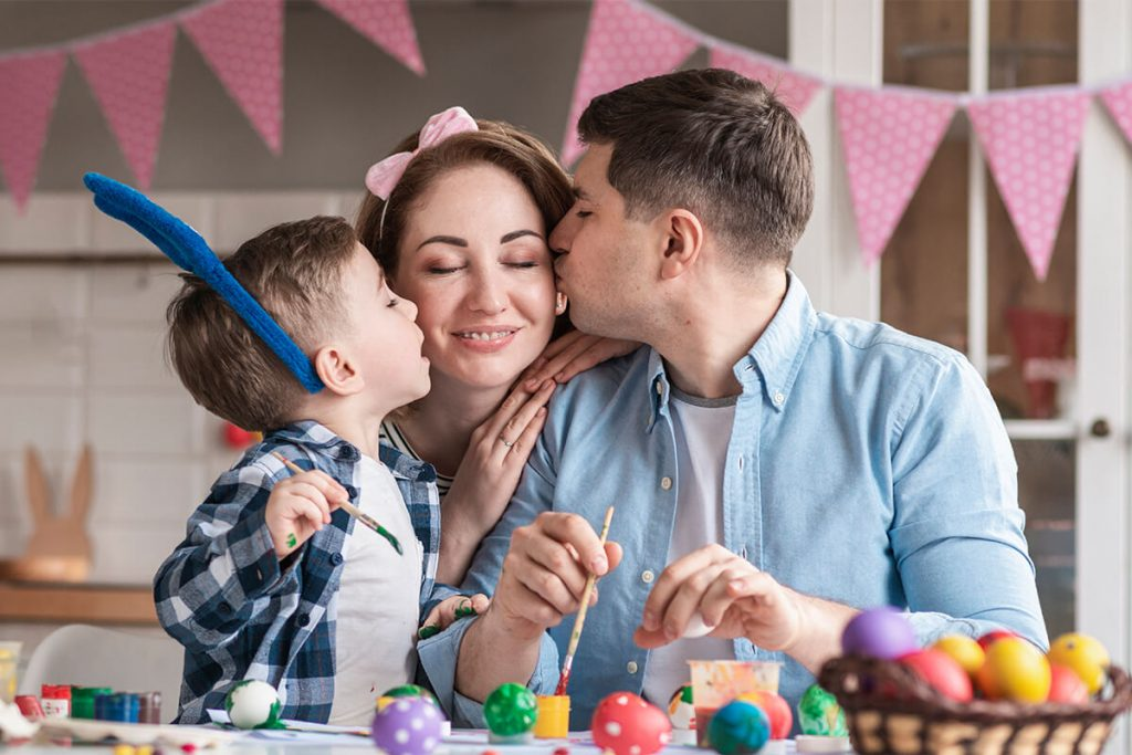 Top 8 Ideas for Easter at Home from EK Dental Surgery