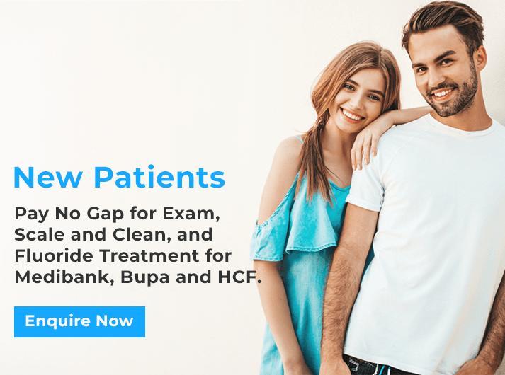 new patients promo banner glen waverley